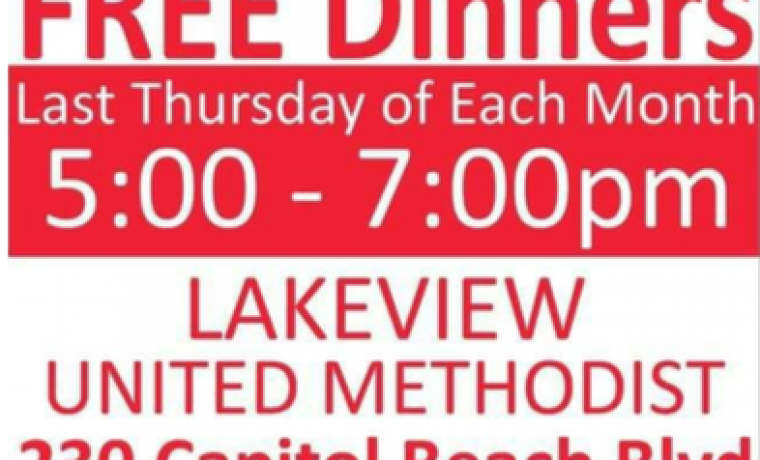 Free Dinner Outreach